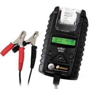 Aumente a Produtividade e os Resultados da sua Oficina com o Testador Digital de Baterias da Alfatest Bt 521 1