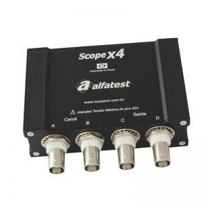 Osciloscópio Automotivo Scope X4 1