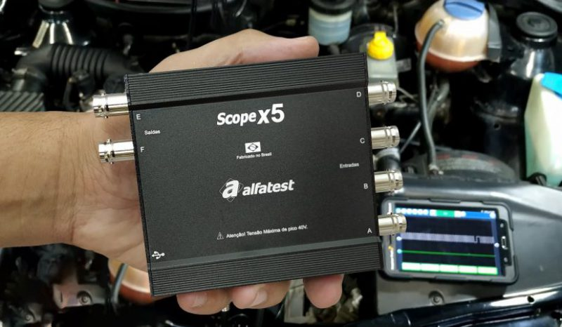 Banner site Scope X5