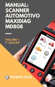 Capa manual - Autel Maxidiag MD 808 Pro