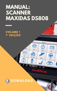 Capa manual - Scanner Autel Maxidas DS808