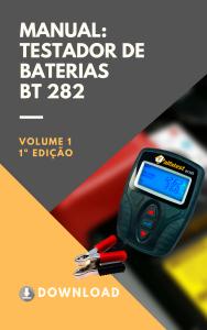 Capa manual - Testador BT 282