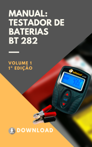 Capa manual - Testador BT 282